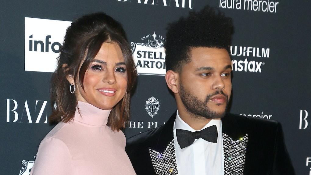 """Is Selena Gomez's """"Souvenir"""" About The Weeknd? The Lyrics Include A Subtle Shoutout"""