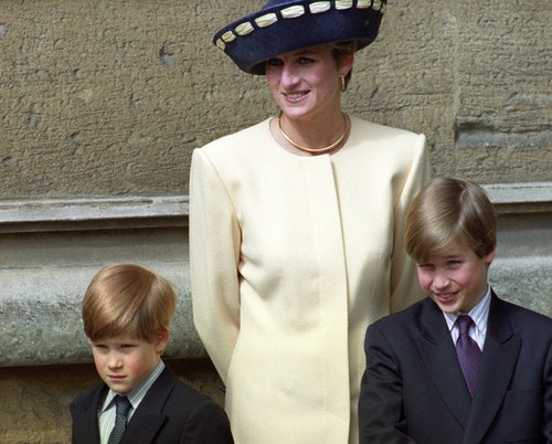 The royal family gets all dressed up for Easter