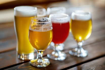 Beer has a shorter shelf life than most other alcohol.