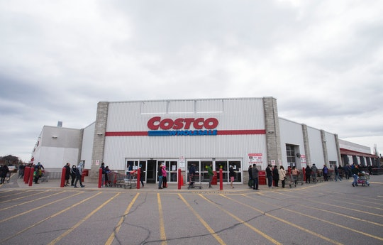Costco announced on Wednesday that first responders and healthcare workers can skip the lines outside with proper identification.
