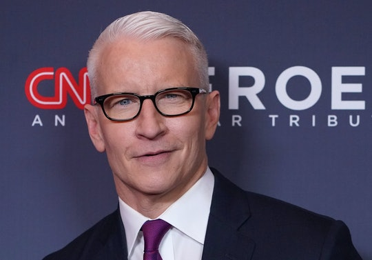 Anderson Cooper is a dad.