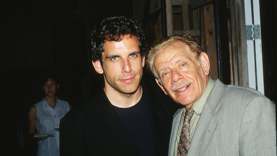 Actor Ben Stiller announced Monday that his father Jerry Stiller had died at age 92.