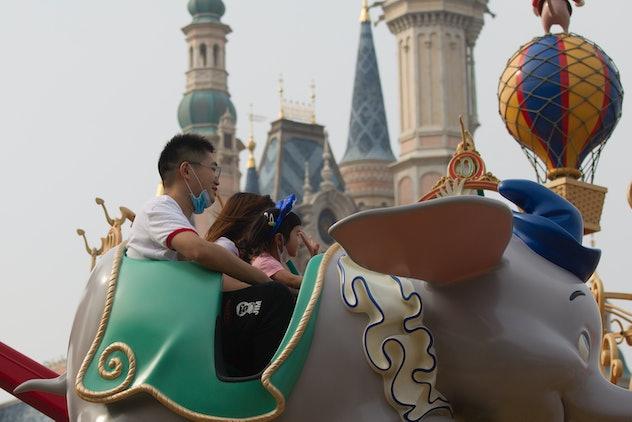 Guests enjoy rides again