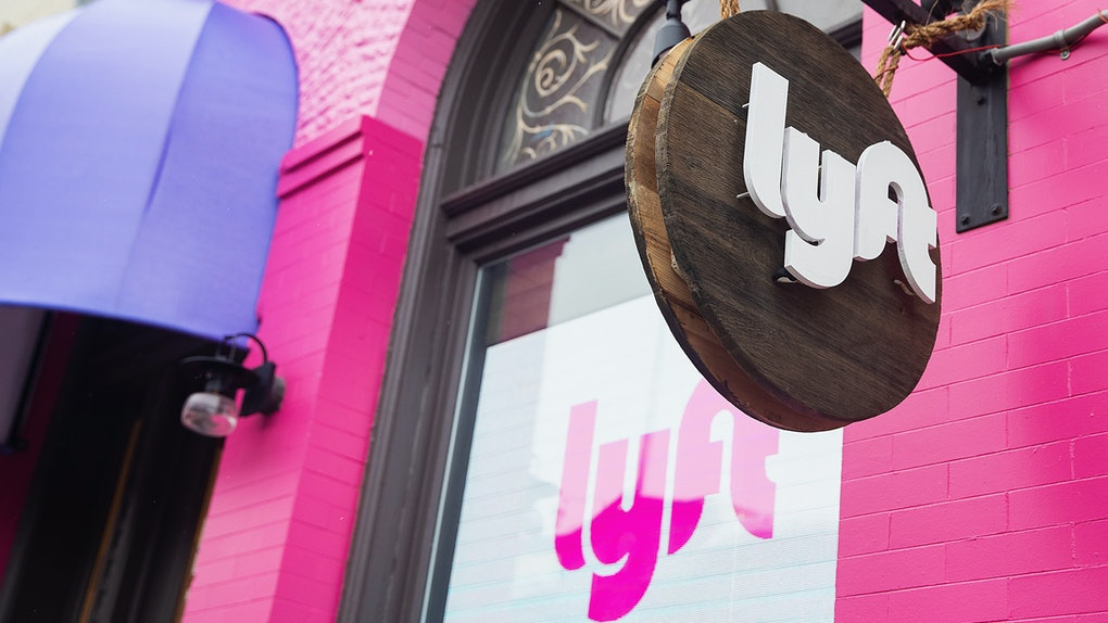 Lyft's new Health Safety Program for riders and drivers includes a mask requirement.