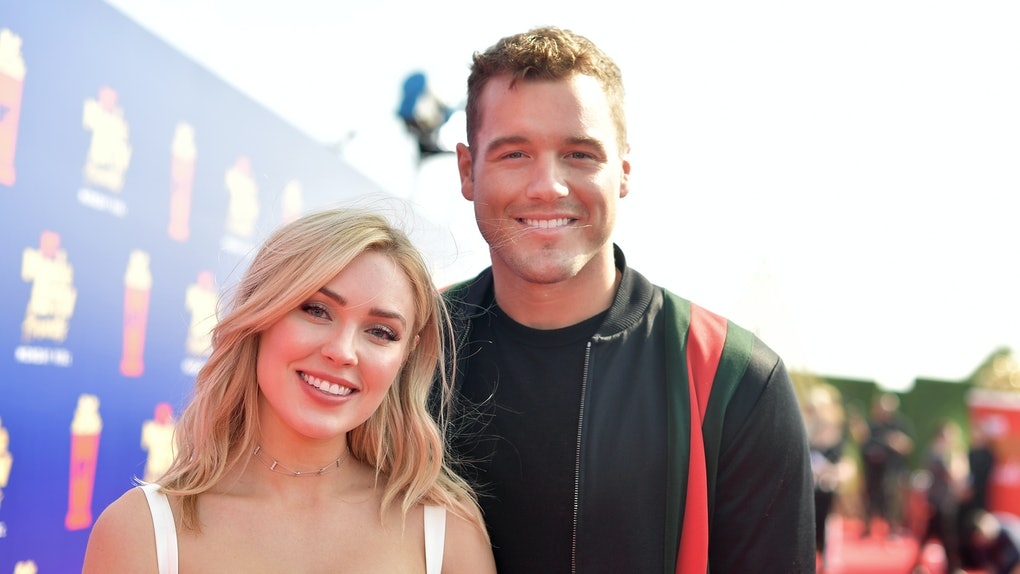 Are Colton Underwood and Cassie Randolph still together? A new source says nothing has changed, they're just spending time with family.