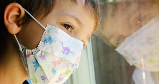 Kids in Missouri are being asked to wear face masks at daycare.