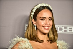 Jessica Alba recently shared a photo featuring a chic WFH hairstyle with her followers on Instagram....