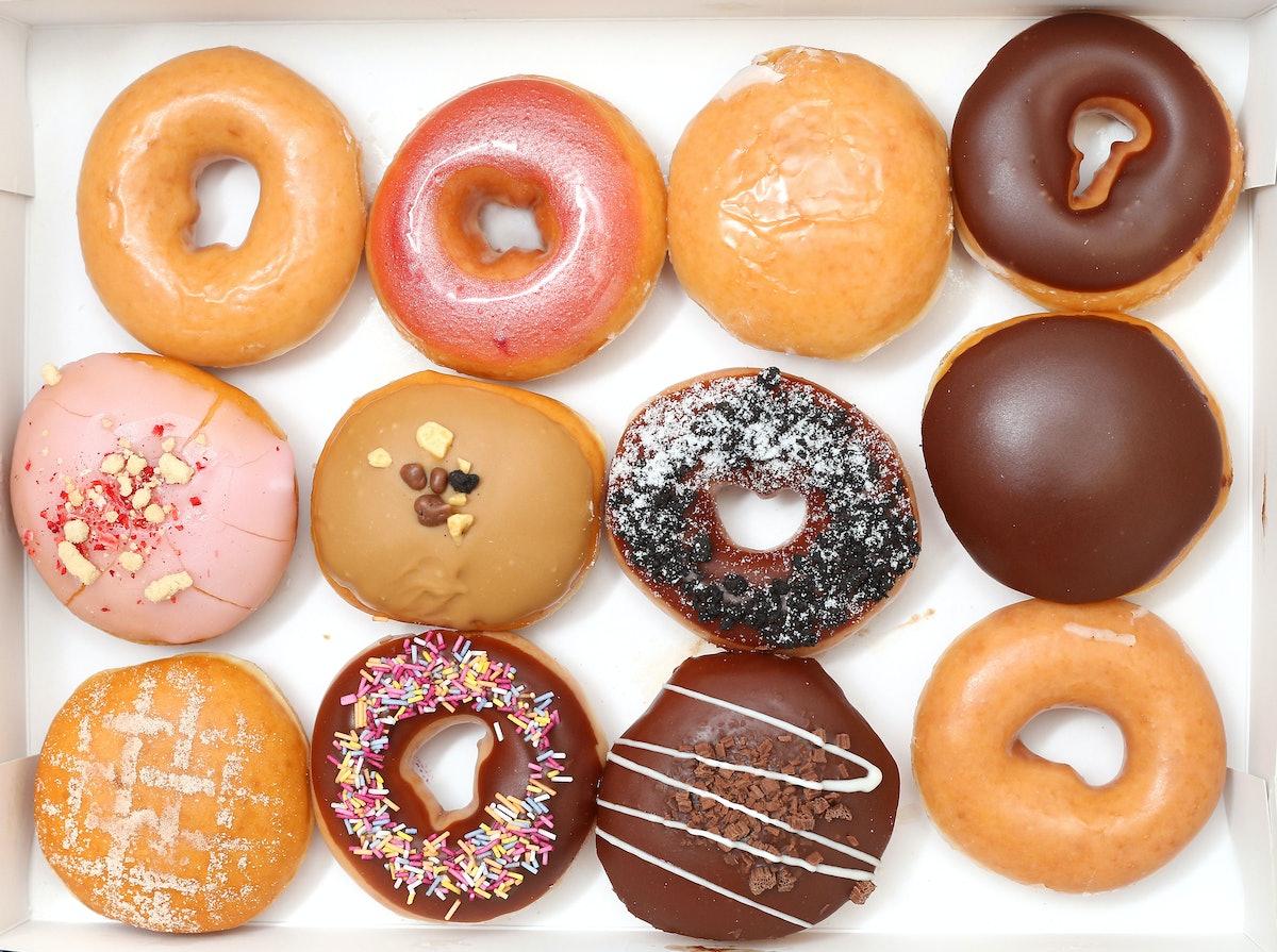 Here's how 2020 graduates can get free Krispy Kreme doughnuts on May 19.