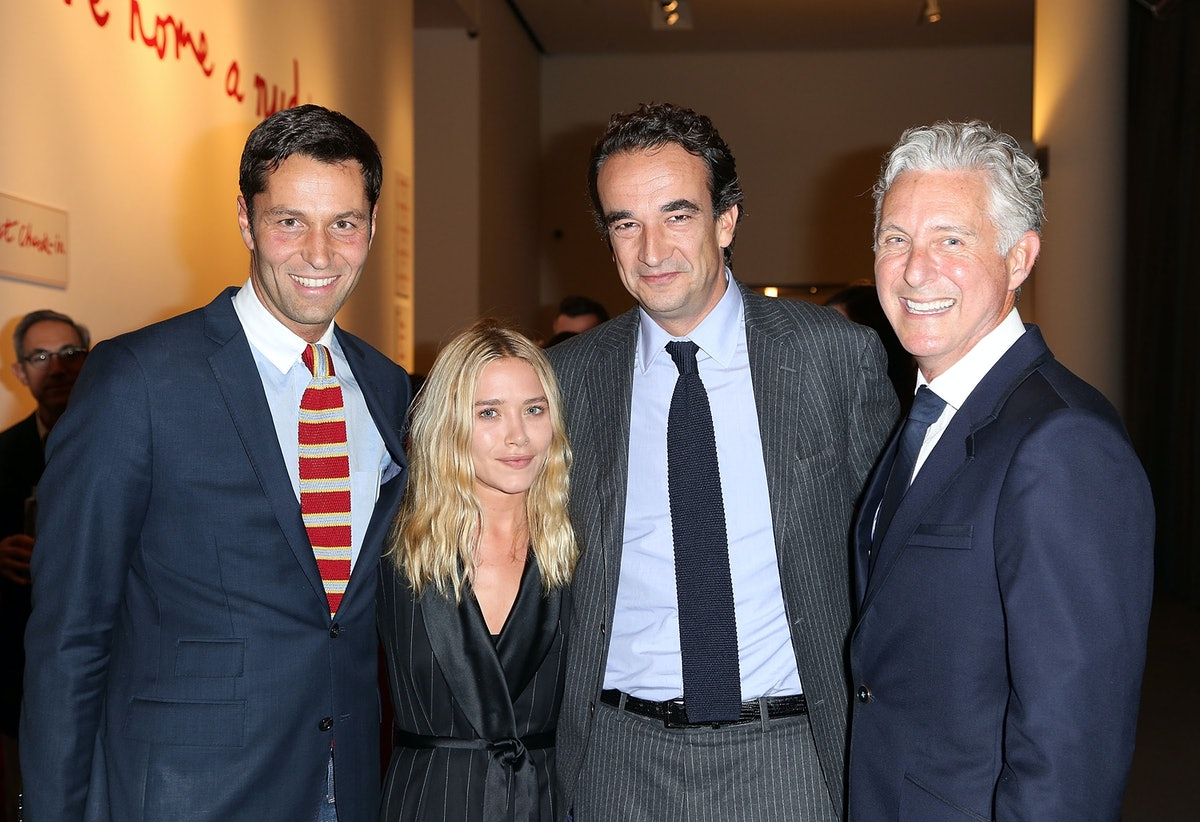 Mary Kate Olsen and Oliver Sarkozy's relationship timeline had just one hiccup.