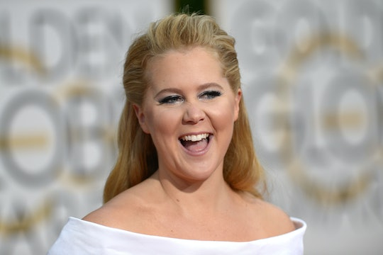 'Expecting Amy' will follow Amy Schumer's journey to motherhood.