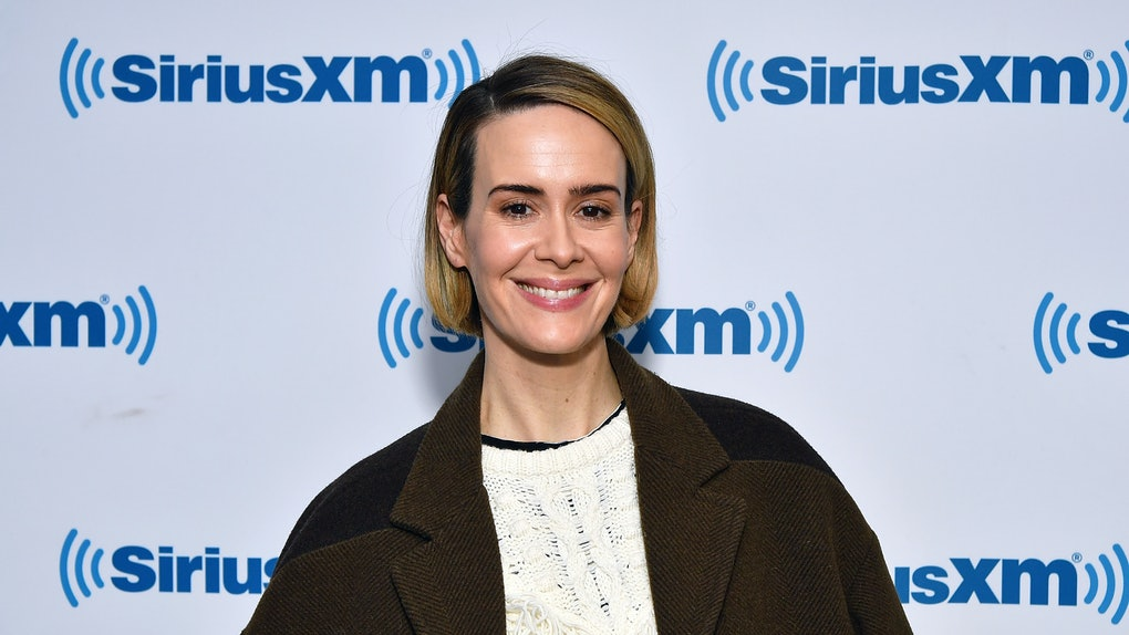 Sarah Paulson's quote about looking like Adele is super relatable.
