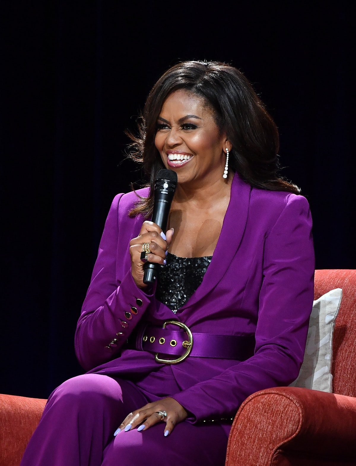 """Here's how to watch Michelle Obama's """"Prom-athon"""" for a memorable celebration."""