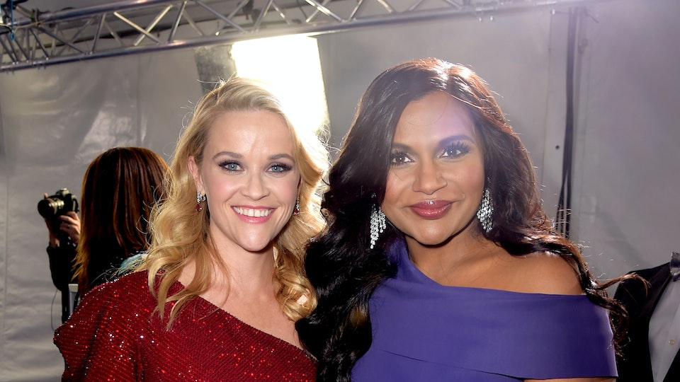 Reese Witherspoon and Mindy Kaling are teaming up to bring 'Legally Blonde 3' to theaters.