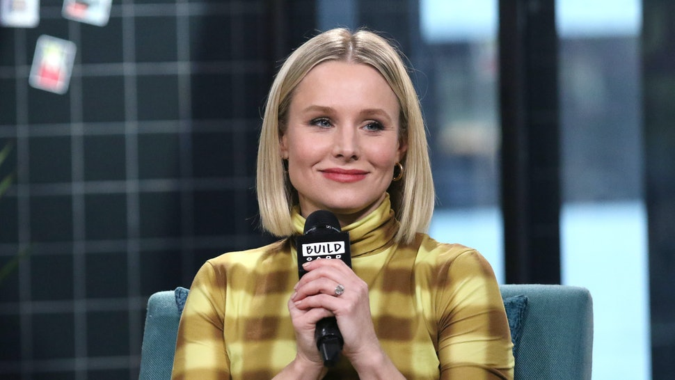 Kristen Bell is launching CBD skincare with Lord Jones.