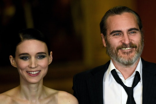 Rooney Mara and Joaquin Phoenix are reportedly expecting a baby.