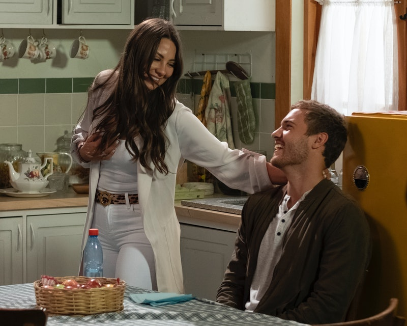 Peter Weber & Kelley Flanagan on ABC's 'The Bachelor'
