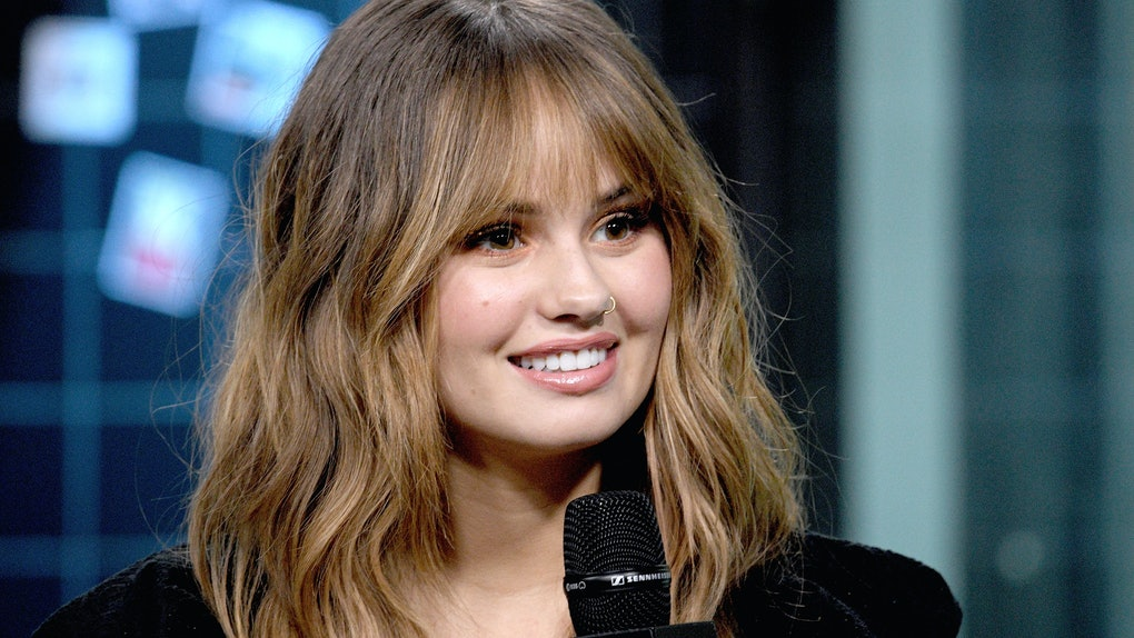 Debby Ryan's response to becoming a meme is so perfect.