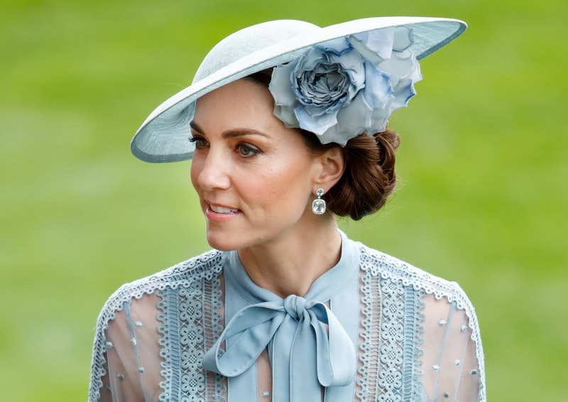Ever notice that Kate Middleton never has visible bra straps? Well,  she has a genius royal style hack for hiding them and her stylist just revealed it.