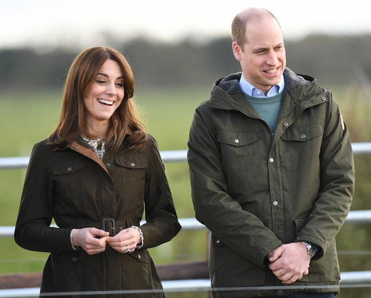 On Wednesday, Prince William and Kate Middleton's Instagram account was updated to include their nam...