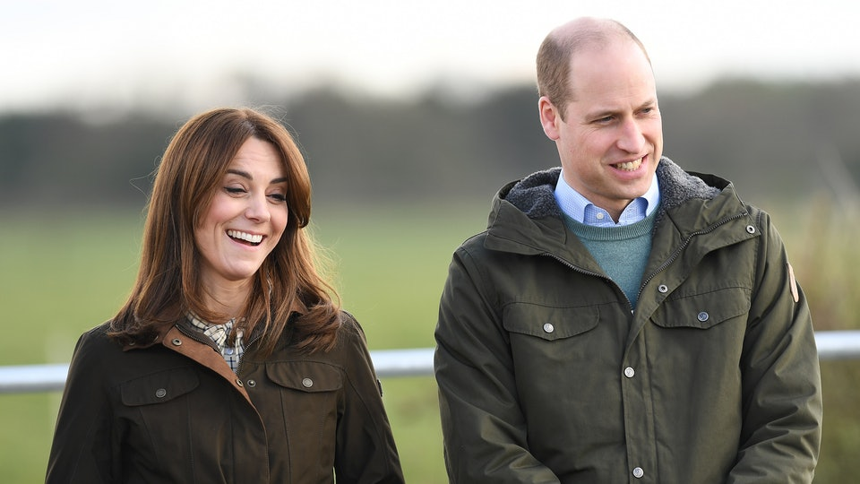 On Wednesday, Prince William and Kate Middleton's Instagram account was updated to include their names in their profiles.