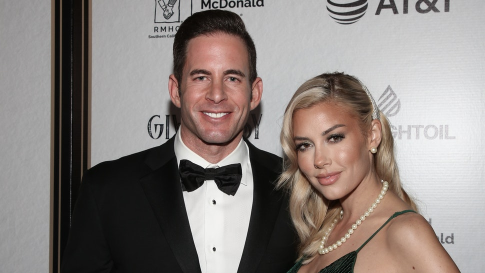 'Selling Sunset' star Heather Rae Young &  boyfriend Tarek El Moussa