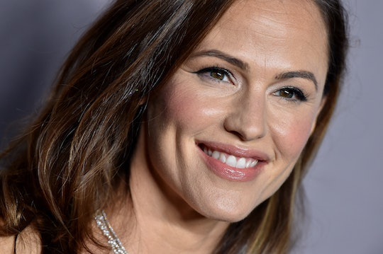 Jennifer Garner took to Instagram where she shared a super adorable video of her dancing in her laundry room among her piles of dirty and clean clothes.