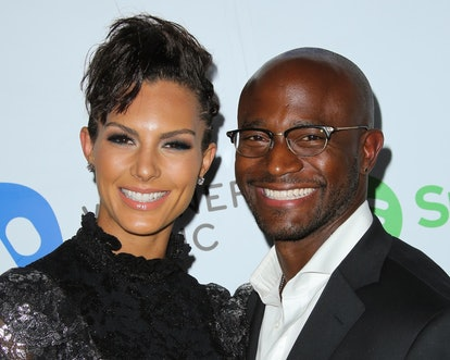 'Selling Sunset's Amanza Smith & Taye Diggs