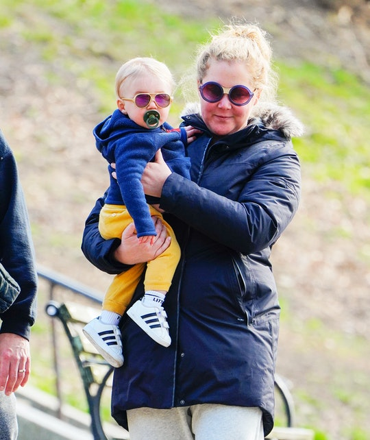 Amy Schumer's son Gene has a meaningful favorite book.