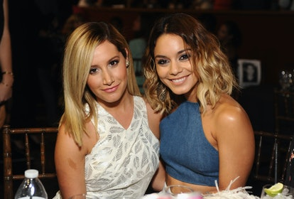 Wild Sagittarius doesn't seem like a match for a gentle Cancer, but Vanessa Hudgens and Ashley Tisda...