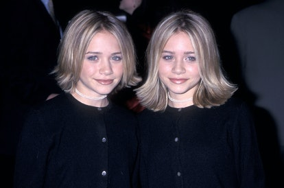 Mary-Kate and Ashley Olsen have been setting hairstyle trends since the '90s