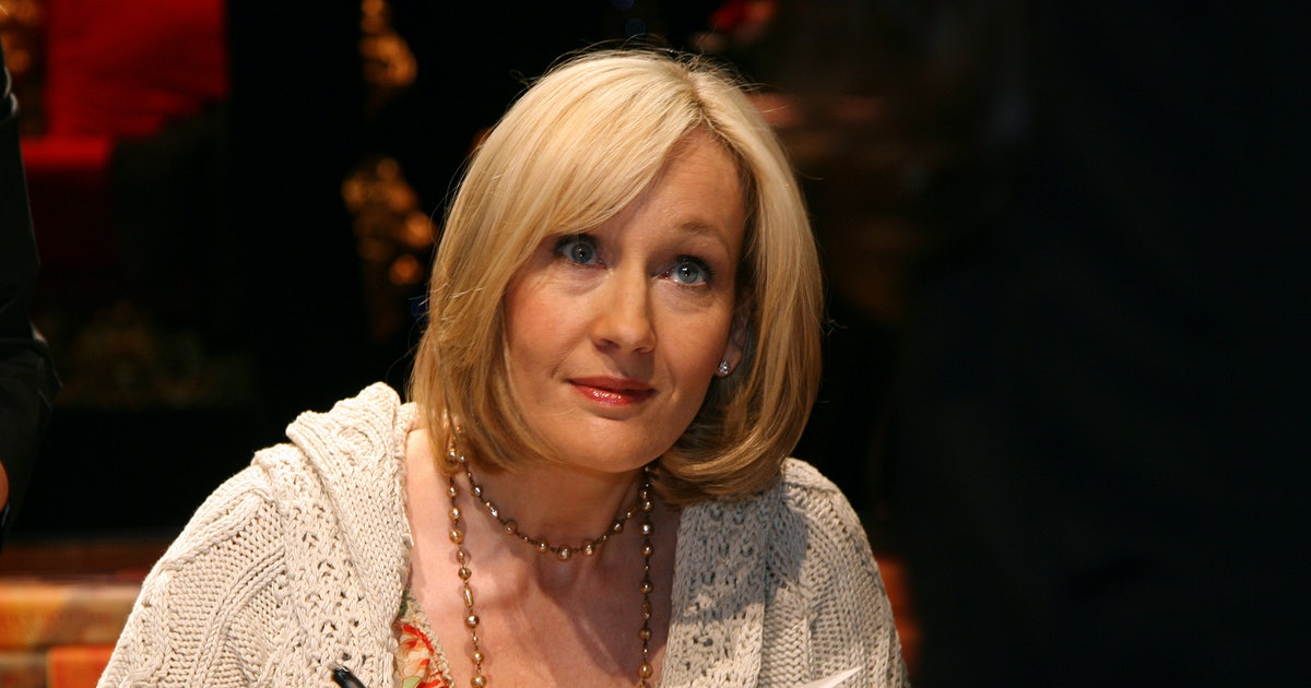 J.K. Rowling Debunked A Bunch Of Myths About Where 'Harry Potter' Was Created