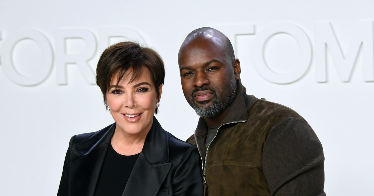 Kris Jenner Got Real About Her Sex Life With Corey Gamble & Did Not Hold Back