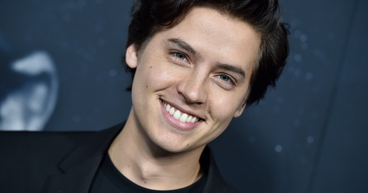 Cole Sprouse Roasted His 'Riverdale' Costar So Hard After A Joke About His Facial Hair