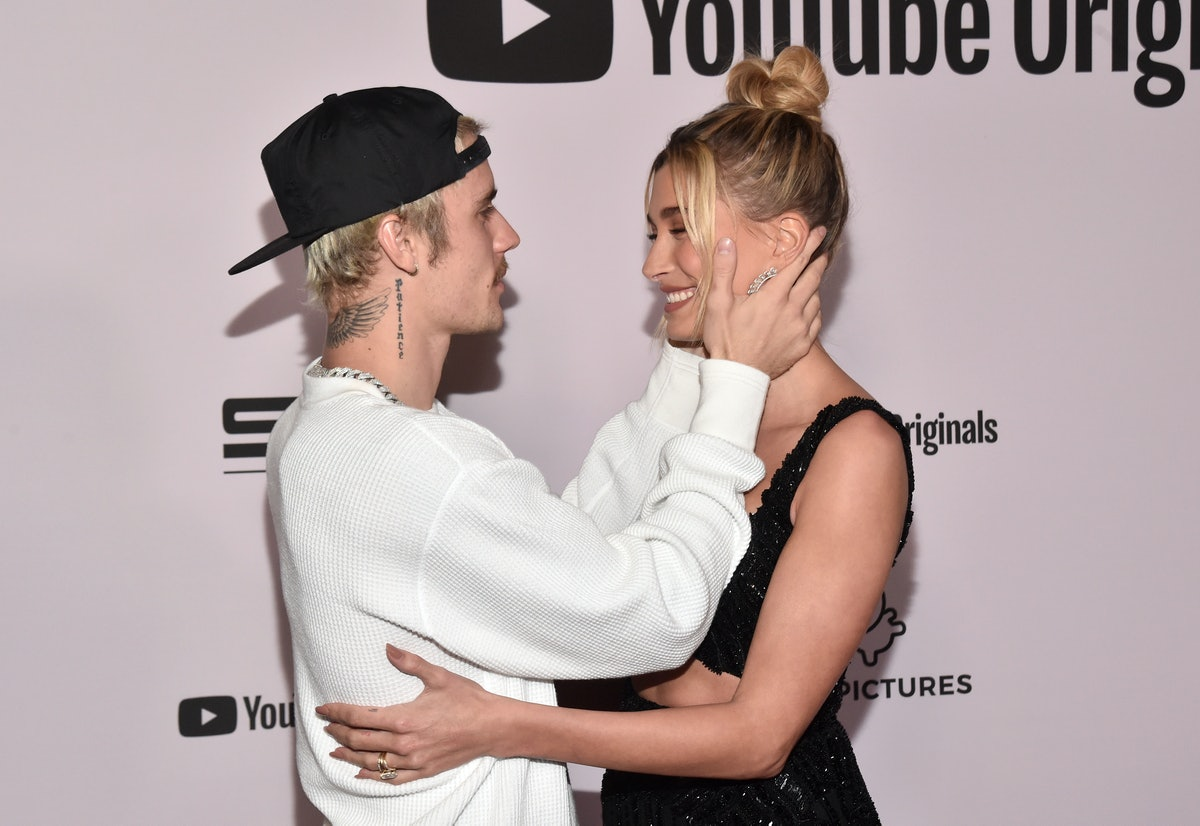 Hailey Baldwin & Justin Bieber's first kiss involved some wild scheming.