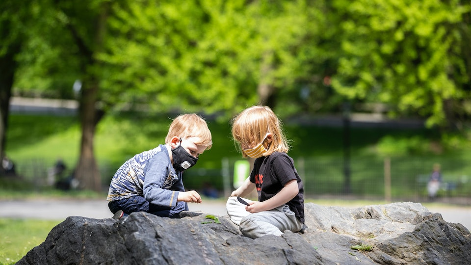 It is possible to ask friends with kids about how they are social distancing without ruining your relationship, experts say.