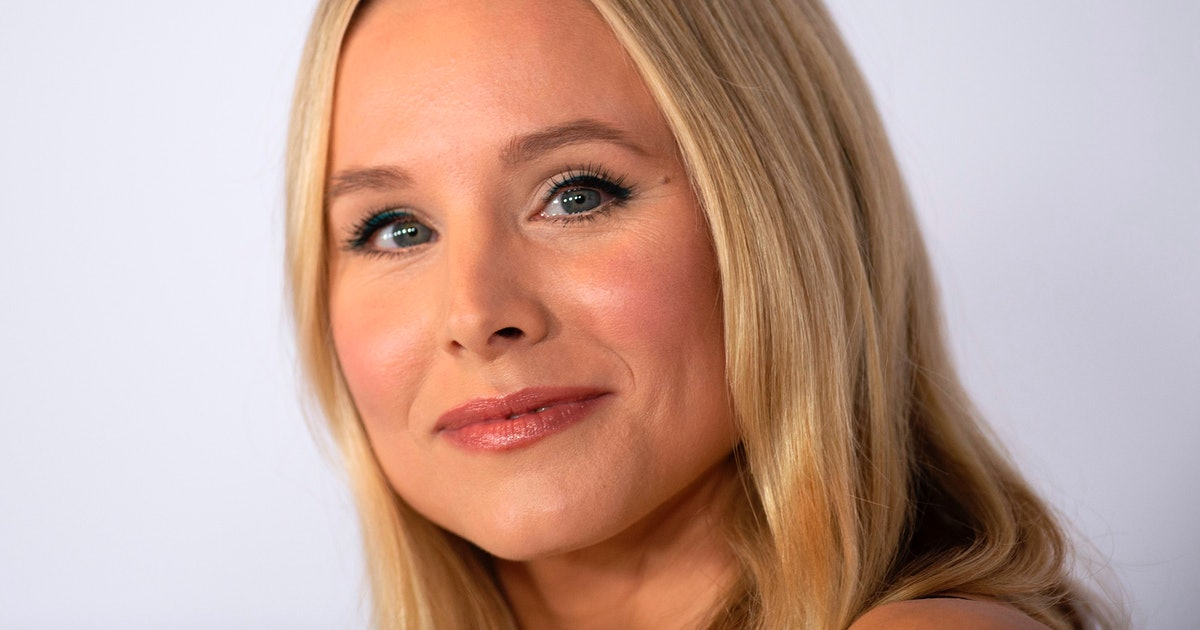 Kristen Bell Responded To Mom-Shaming About 5-Year-Old Wearing Diapers Just Perfectly