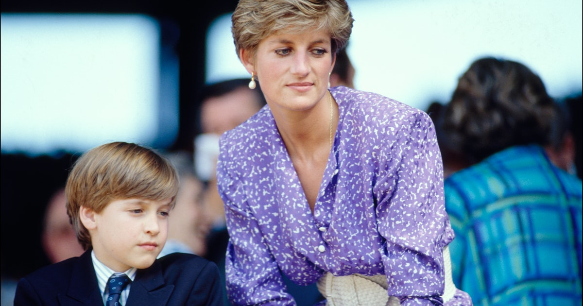 Prince William Admits Emotions About Diana's Death Resurfaced When He Became A Dad