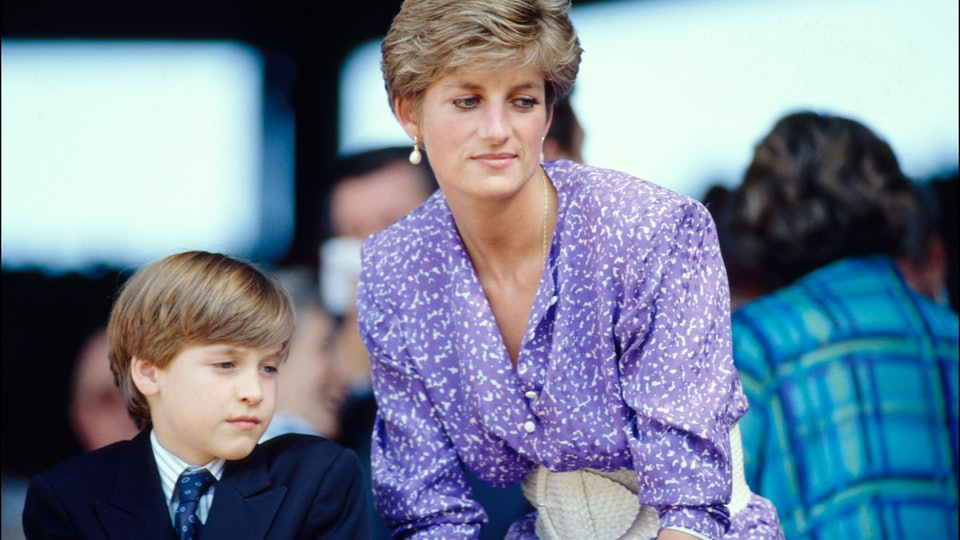 Prince William opened up about losing his mom in a new documentary.