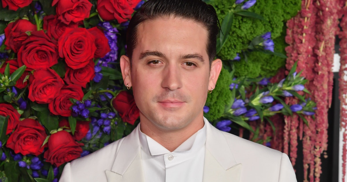 Wow, G-Eazy Has Dated A Whole Bunch Of A-Listers