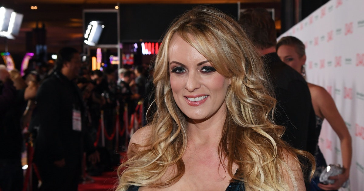 Stormy Daniels is writing a naughty comic book about the Space Force