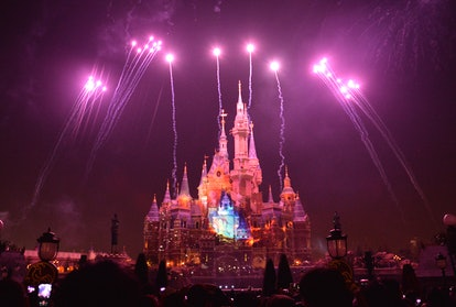 Fireworks and parades will be temporarily stopped at Disney World when it reopens because of the cor...