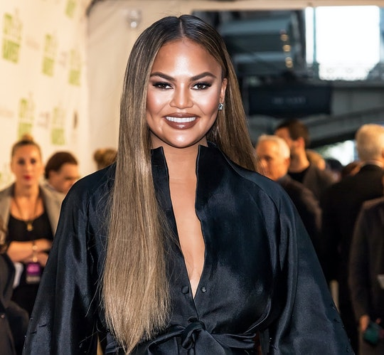Chrissy Teigen revealed on Twitter that she's getting her breast implants removed after regretting t...