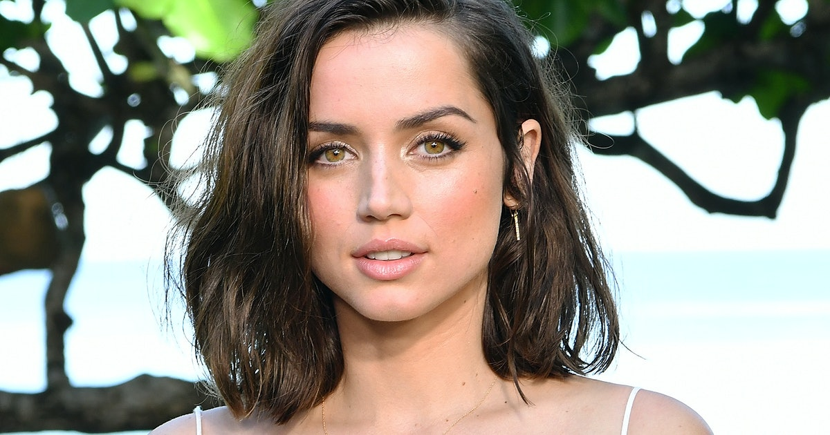 Ana De Armas's Tie-Dye Set Is Still In-Stock From This Affordable Brand