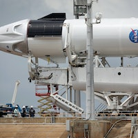 Musk Reads: Crew Dragon prepares for launch