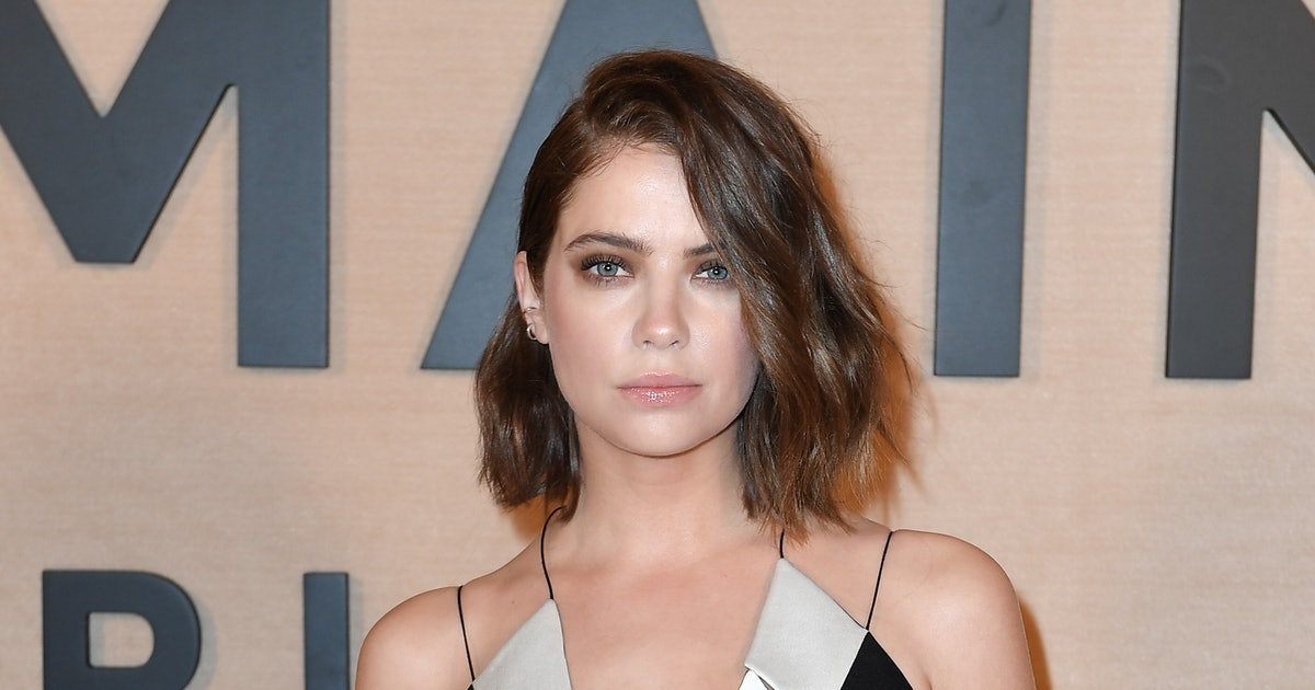 Ashley Benson Ditched Her Bob For Long, Blonde Hair & Looks Totally Different