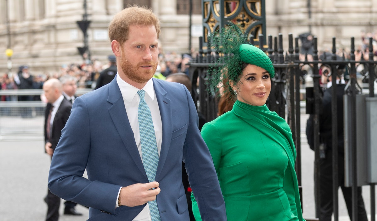 Prince Harry & Meghan Markle reportedly called the cops due to an alleged drone invasion over their ...