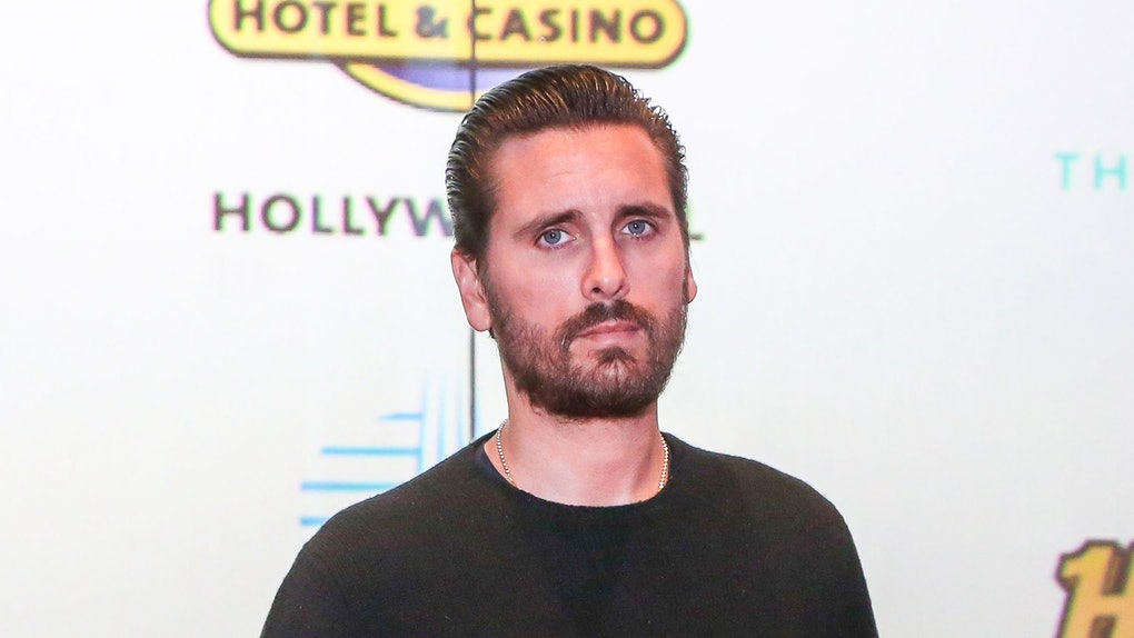 Scott Disick hits the red carpet.