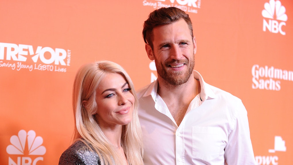 Julianne Hough and Brooks Laich are separating after their three year marriage.