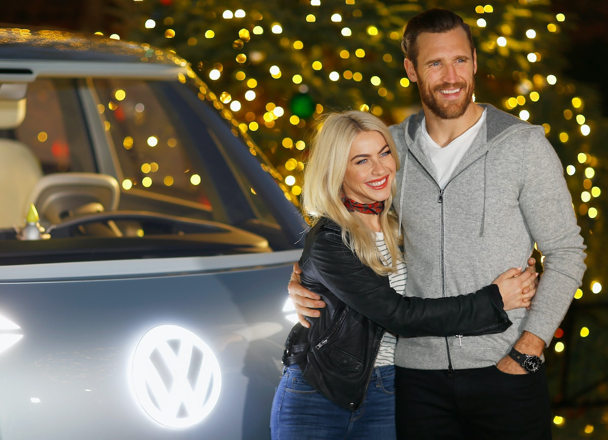 Julianne Hough and Brooks Laich are separating, so it might be officially over.