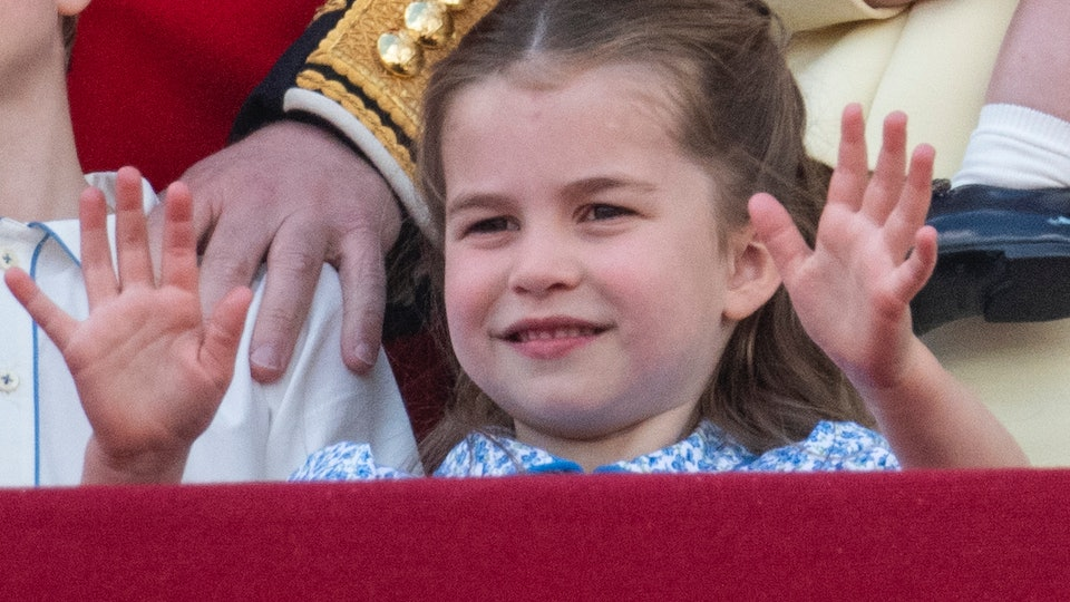 Princess Charlotte's birthday photos are a nod to the Queen